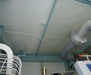 防音カバー天井