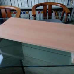 手作り木製ディスプレイ台