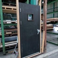 工場のどこでもドア