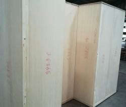 凹型の防音室